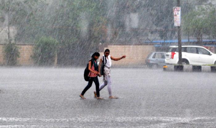 Several parts of Telangana receive heavy rain
