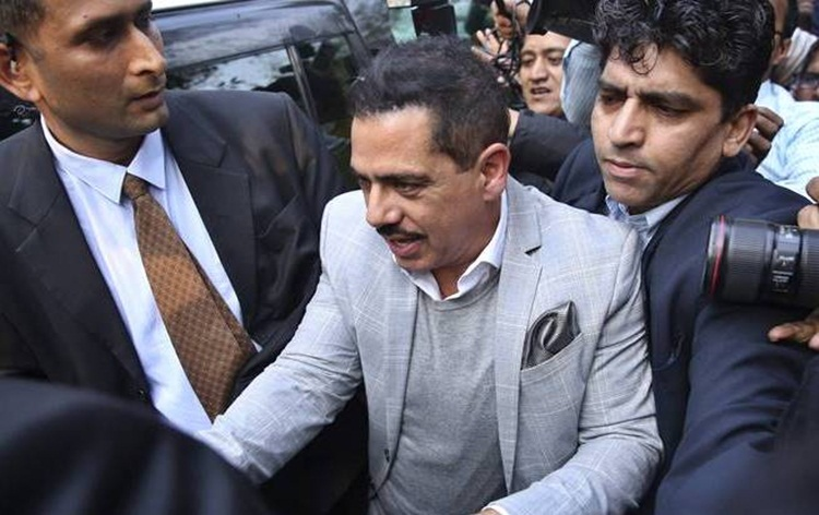 Delhi court reserves order on application of Robert Vadra to travel abroad