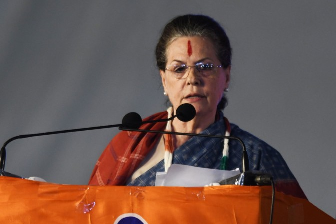 Assembly poll results: Sonia says Cong