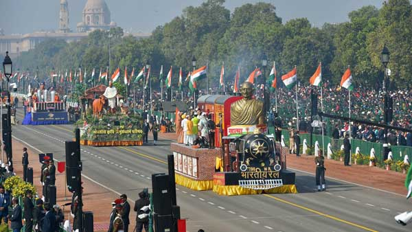 16 States and UTs along with 6 central ministries to participate in Republic Day Parade