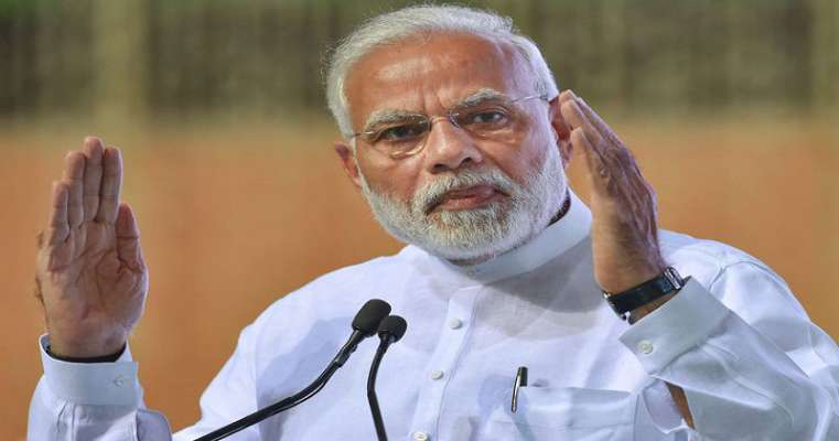 PM Modi attacks Opposition on their proposed alliance