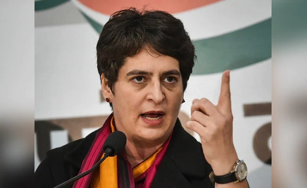 Priyanka Gandhi Seeks SC-Monitored Probe as Vikas Dubey Death Raises Questions