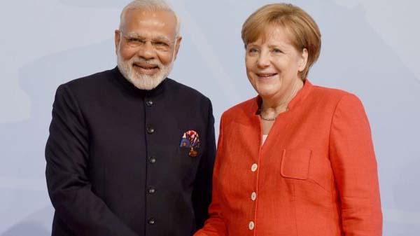 PM Modi calls up Angela Merkel, congratulates her on assuming office as German Chancellor