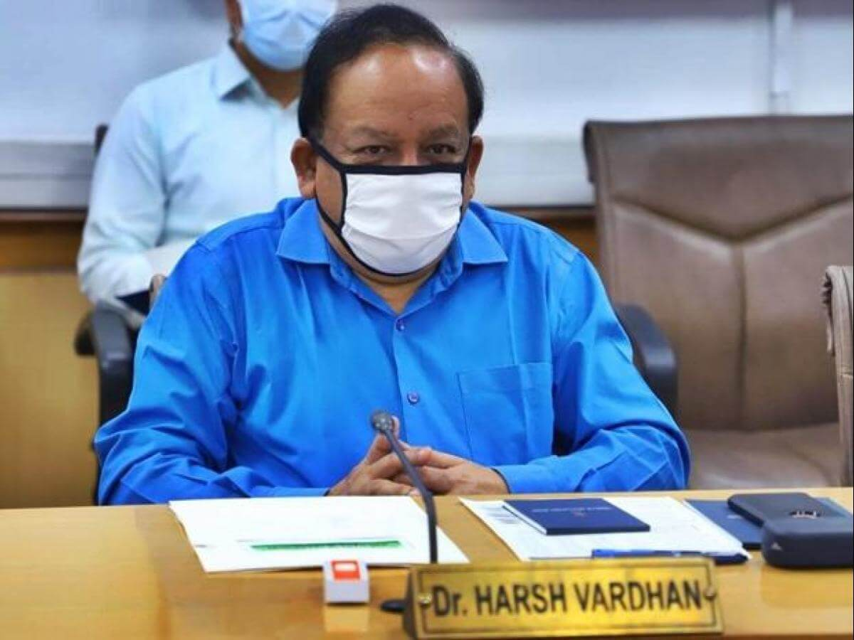 India still far from achieving herd immunity against COVID-19 shown by ICMR survey: Harsh Vardhan