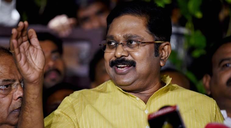 President should intervene in Tamil Nadu: Dhinakaran