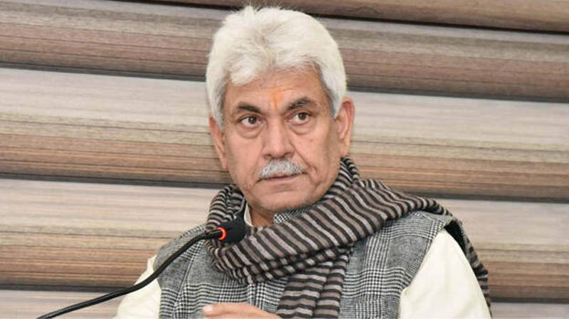 President appoints Manoj Sinha as new Lieutenant Governor of Jammu & Kashmir