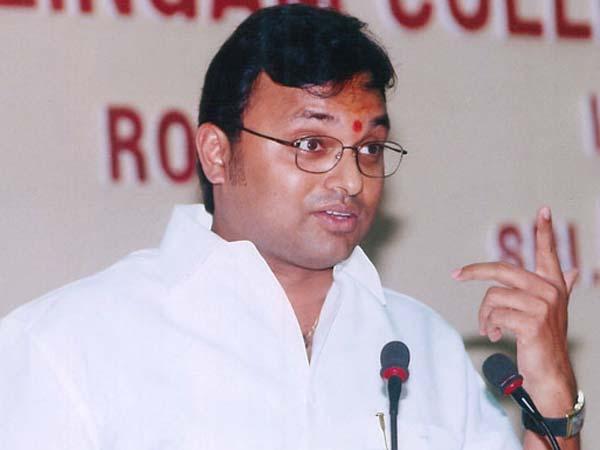 CBI summons Karti Chidambaram for questioning