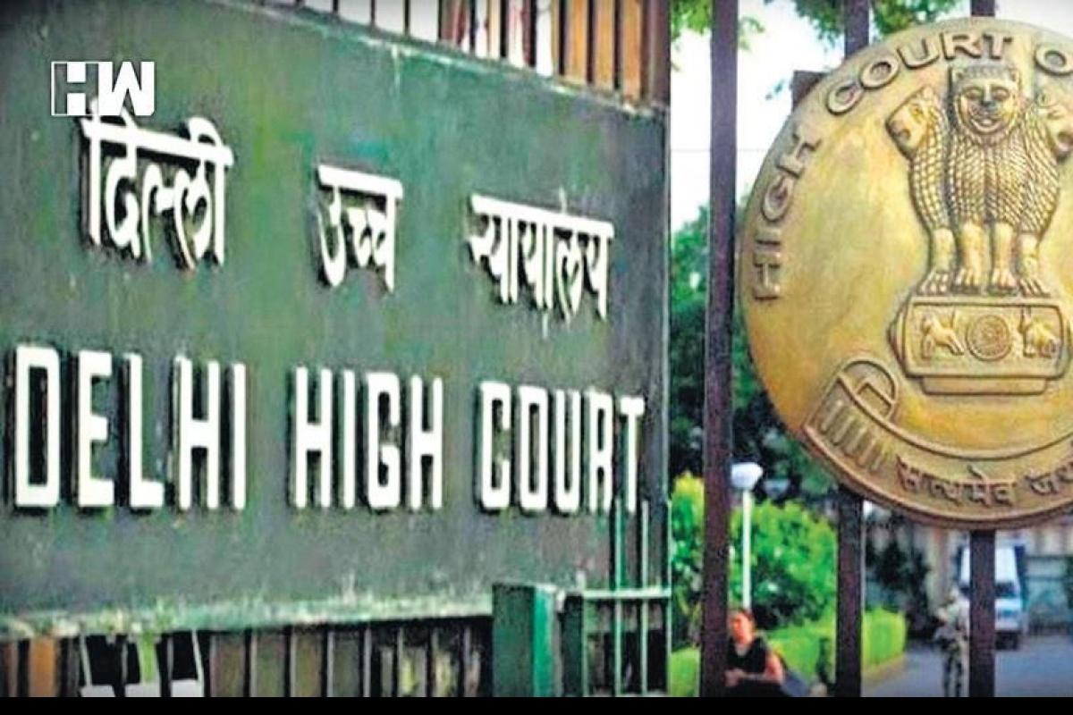 Delhi HC grants bail to three students in a Delhi Riots case