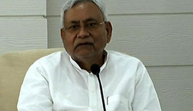 Nitish Kumar files nomination for JDU national president