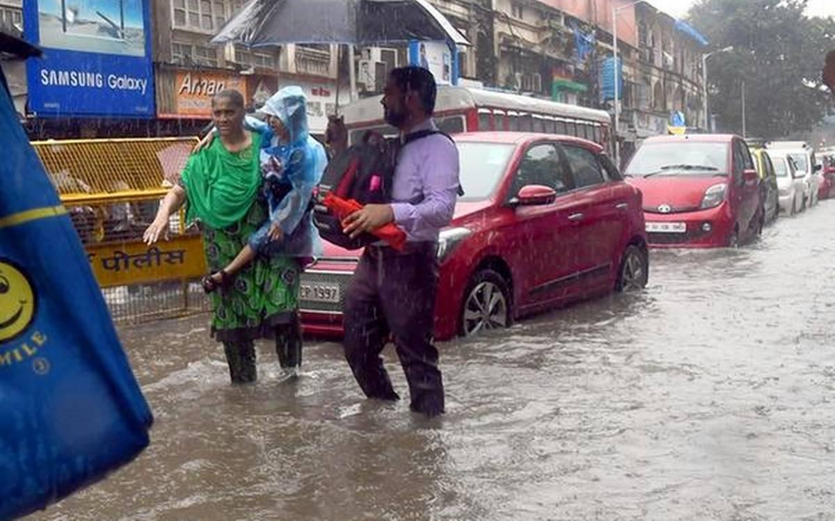Life returning to normalcy in Mumbai