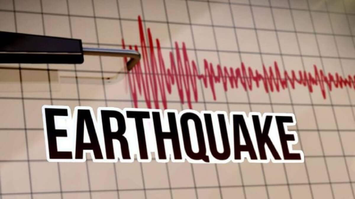Moderate Intensity Earthquake hits Ladakh