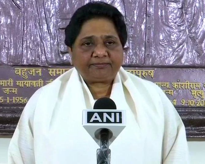 Lok Sabha elections 2019: Won't contest, can still be PM, says BSP chief Mayawati