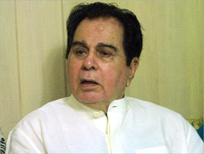 Dilip Kumar admitted in Hospital