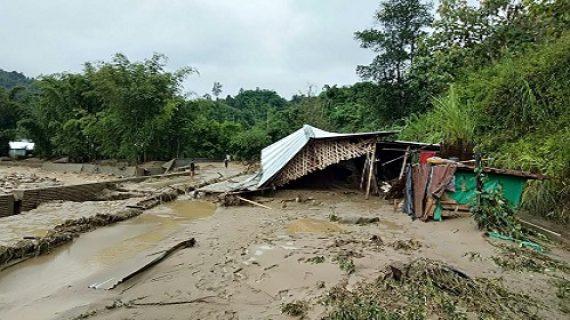 Flash floods in Arunachal Pradesh claims two lives
