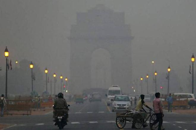 Delhi ranked most polluted city in the world