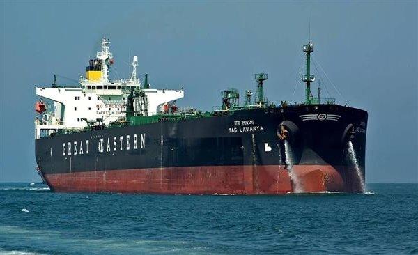 India receives major Iran oil cargo