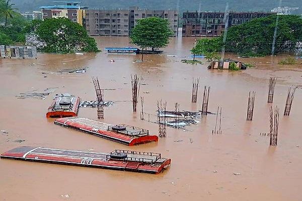 Landslide kills 35 in Raigad Maharashtra,rain fury continues.