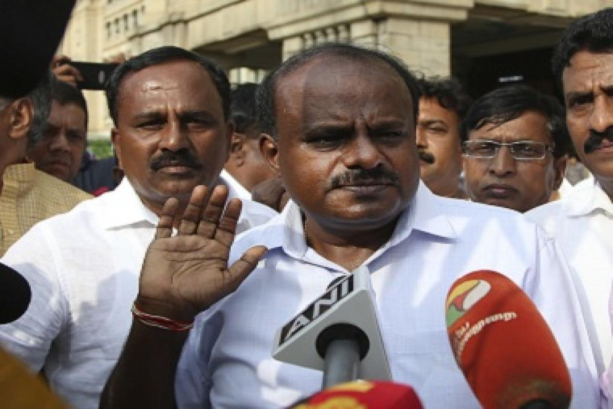 Karnataka crisis: All Congress, JDS ministers resign, CM says cabinet reshuffle soon