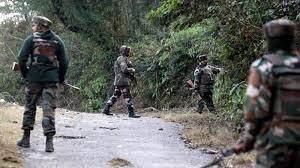 Two terrorists killed in gunfight in Baramulla district