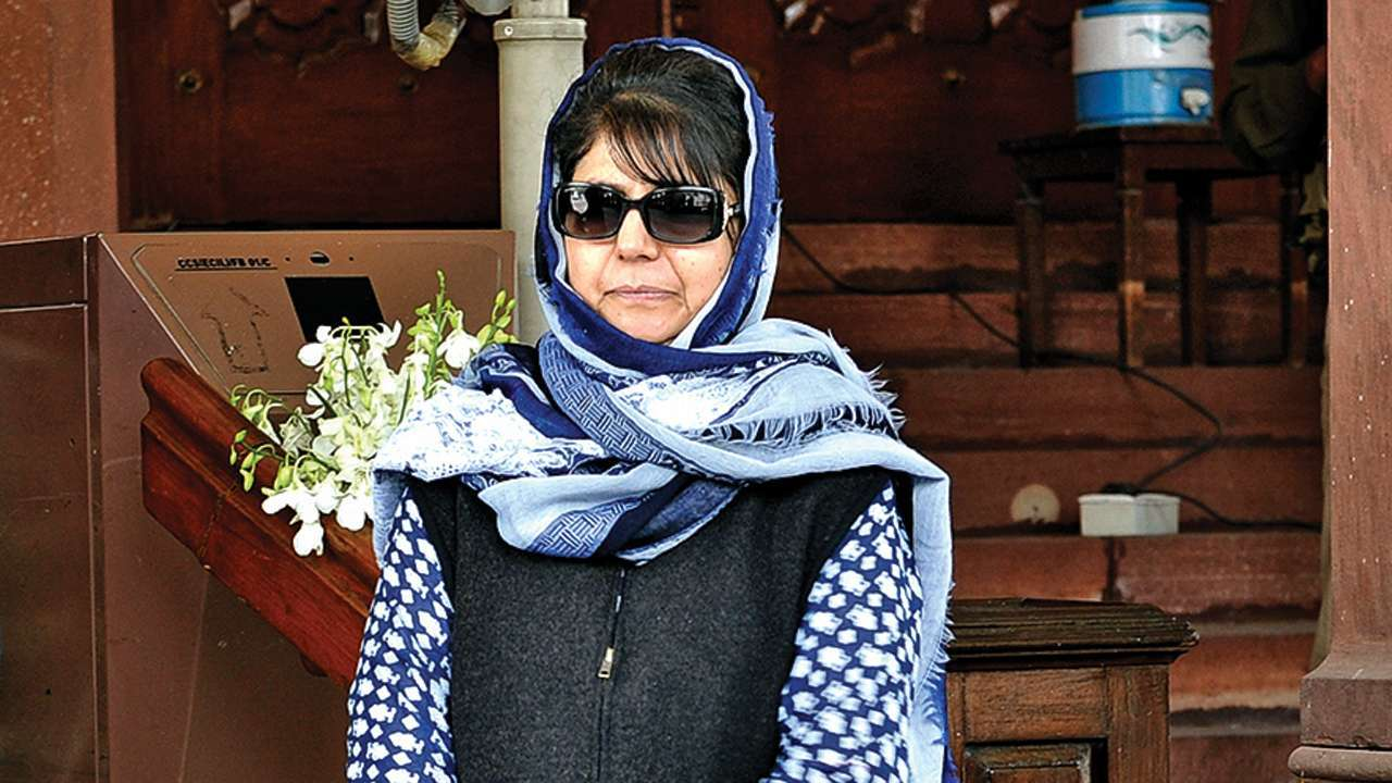 LS polls: Mehbooba concedes defeat from Anantnag