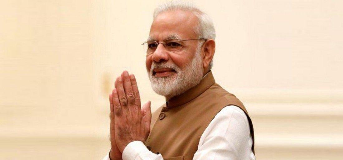 Prime Minister Narendra Modi is 2019