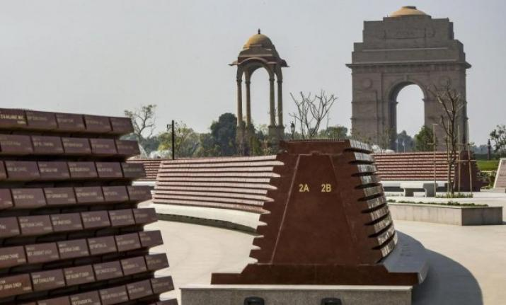 PM Modi to dedicate to the nation National War Memorial in New Delhi today