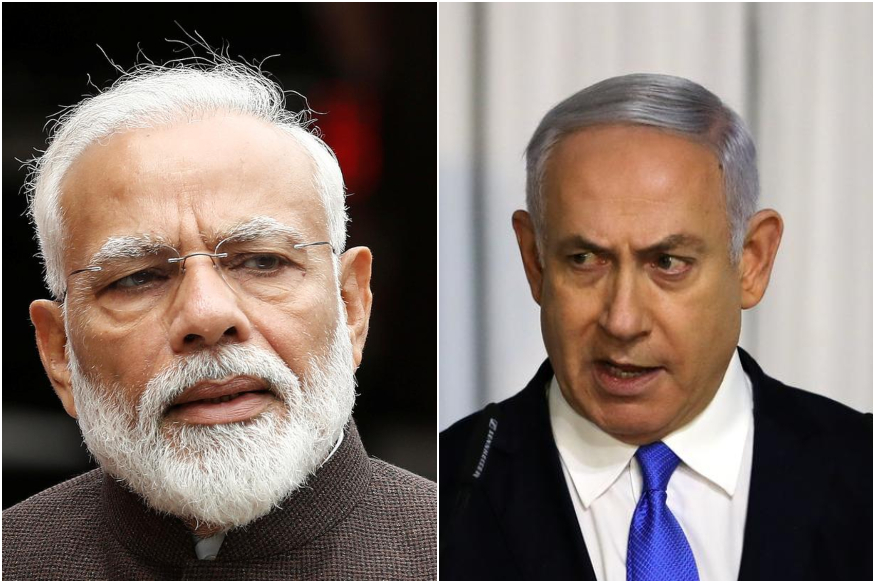 PM Modi discusses COVID-19 pandemic with Israeli PM Netanyahu
