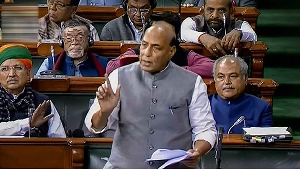 Lok Sabha passes citizenship (amendment) bill