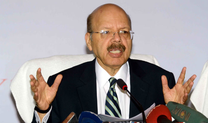 Chief Election Commissioner Nasim Zaidi reviews poll preparedness in Punjab