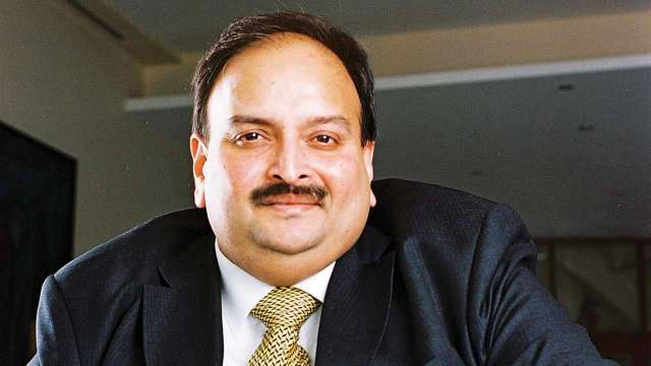 Mehul Choksi appealed to Interpol against red corner notice