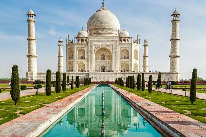 Reopening of Taj Mahal to revive tourism industry: Agra Mayor