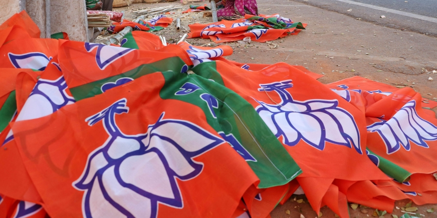 BJP wins urban local body elections in four districts of south Kashmir