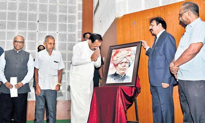 Two Telugu States on right path: Venkaiah Naidu