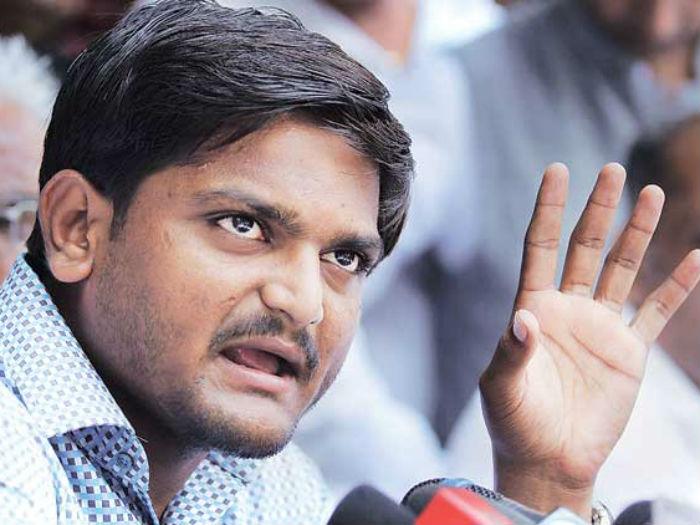 Hardik Patel to relaunch quota agitation in Gujarat on Aug 14