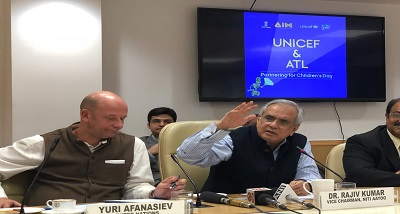 NITI Aayog launches 72-hour hackathon to solve problems