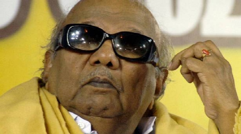 Karunanidhi shifted to private hospital
