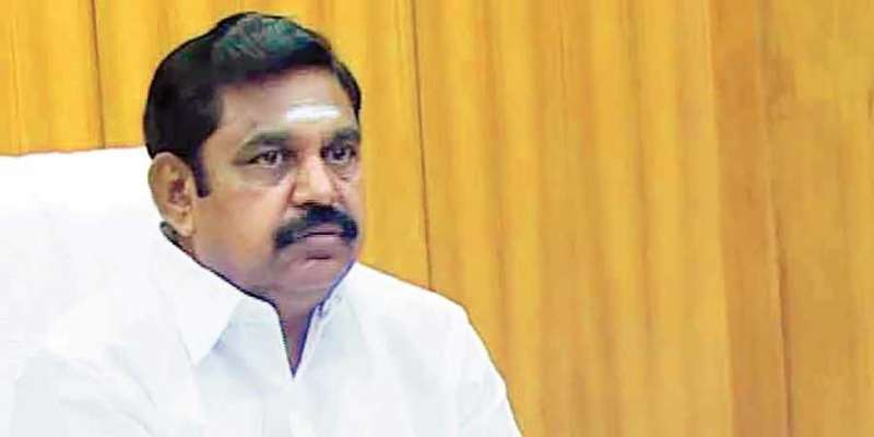TN CM announces trifurcation of Vellore district