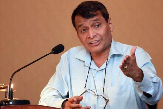 Suresh Prabhu bats for new markets for more exports
