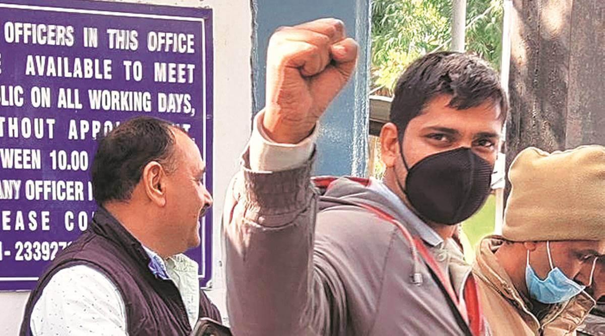 farmersprotest:delhicourtgrantsbailtojournalistmandeeppunia