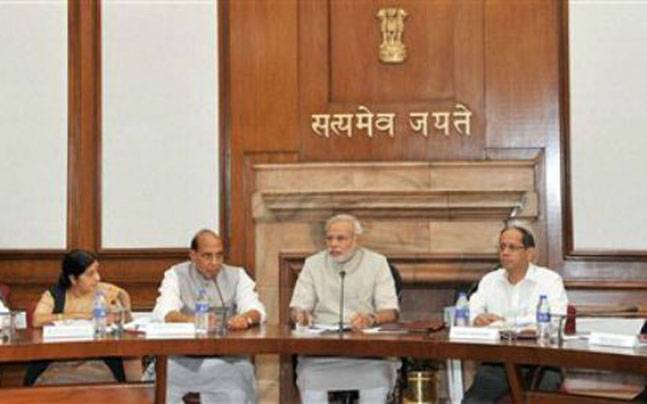 Union Cabinet recommends President Rule in Arunachal Pradesh