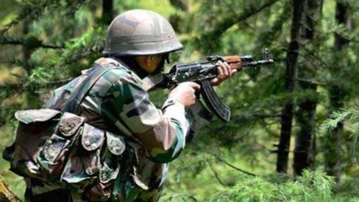 Pakistan violates ceasefire along LoC in Rajouri, J&K