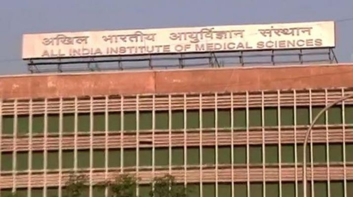 AIIMS fully functional after fire