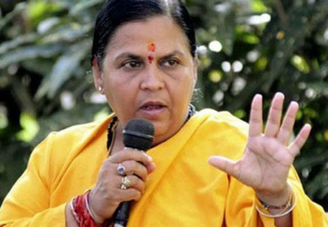 Uma Bharti assures adequate funds for projects in Vidarbha, Marathwada
