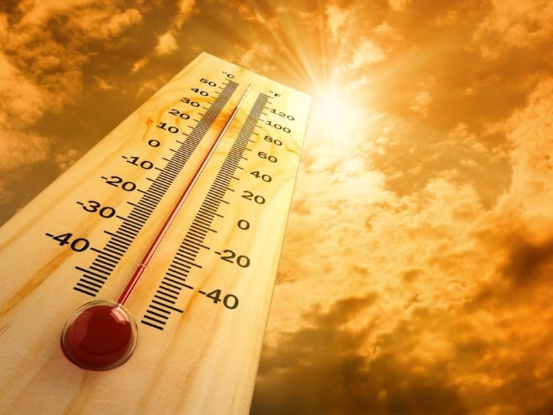 Heatwave grips parts of country