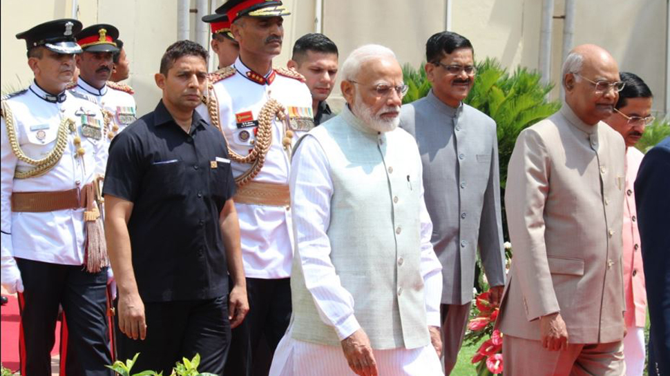 World stands with India on issue of terror: President Kovind