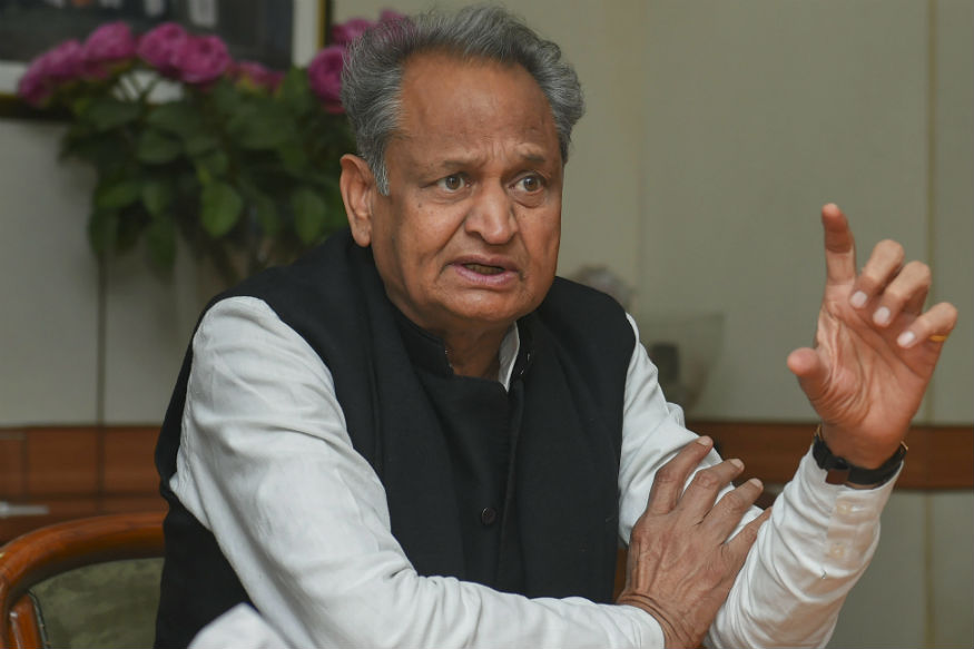 Congress can never die, country needs it: Ashok Gehlot