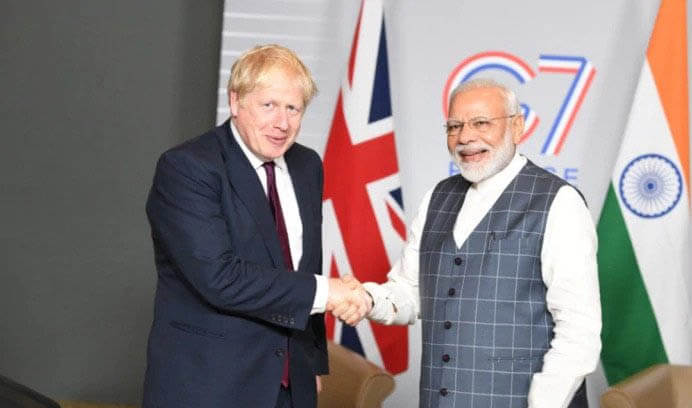 Narendra Modi speaks to Boris Johnson on India-UK ties, development of COVID-19 vaccine