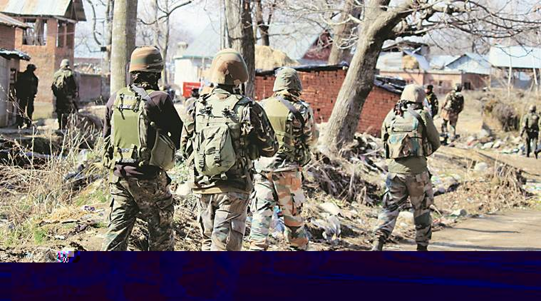 Over 4,000 Troops Comb Shopian To Flush Out Militants