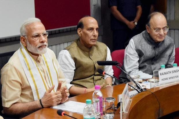 Strict action will be taken against cow vigilantes: Modi in all party meet