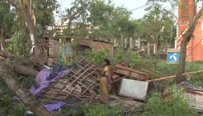 12 killed in cyclonic storm in Bihar